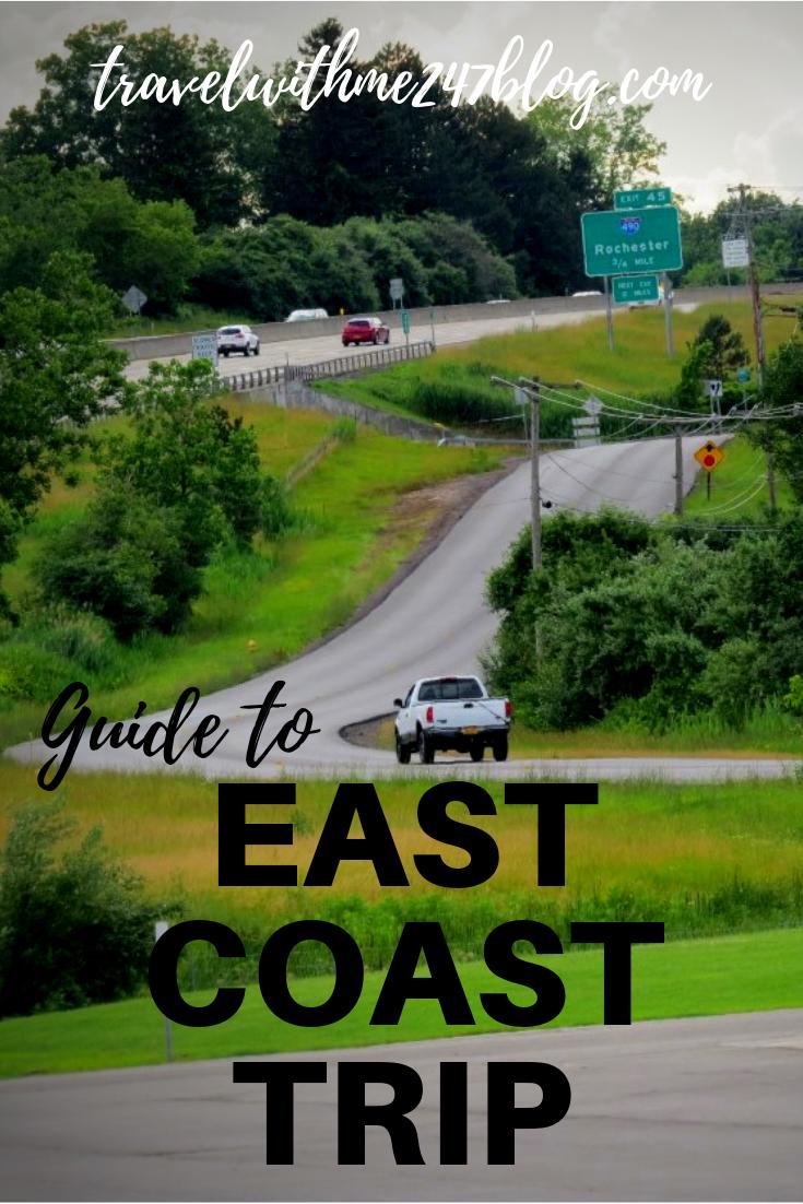 Guide To East Coast Road Trip East Coast Road Trip Travel Usa East Coast Travel