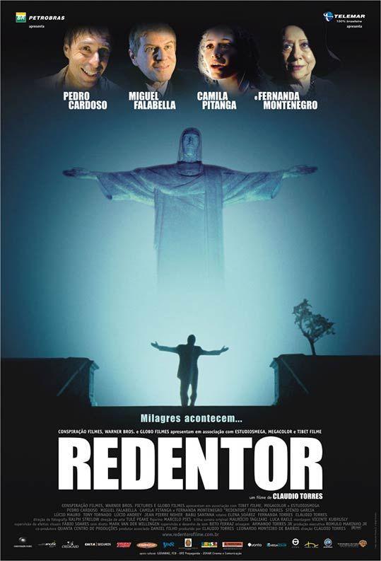 Redentor Filmes Cinema Nacional Filmes Brasileiros