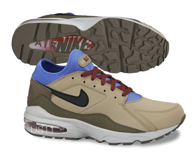 Nike Air Max 93 Beige/Blue. This one or.