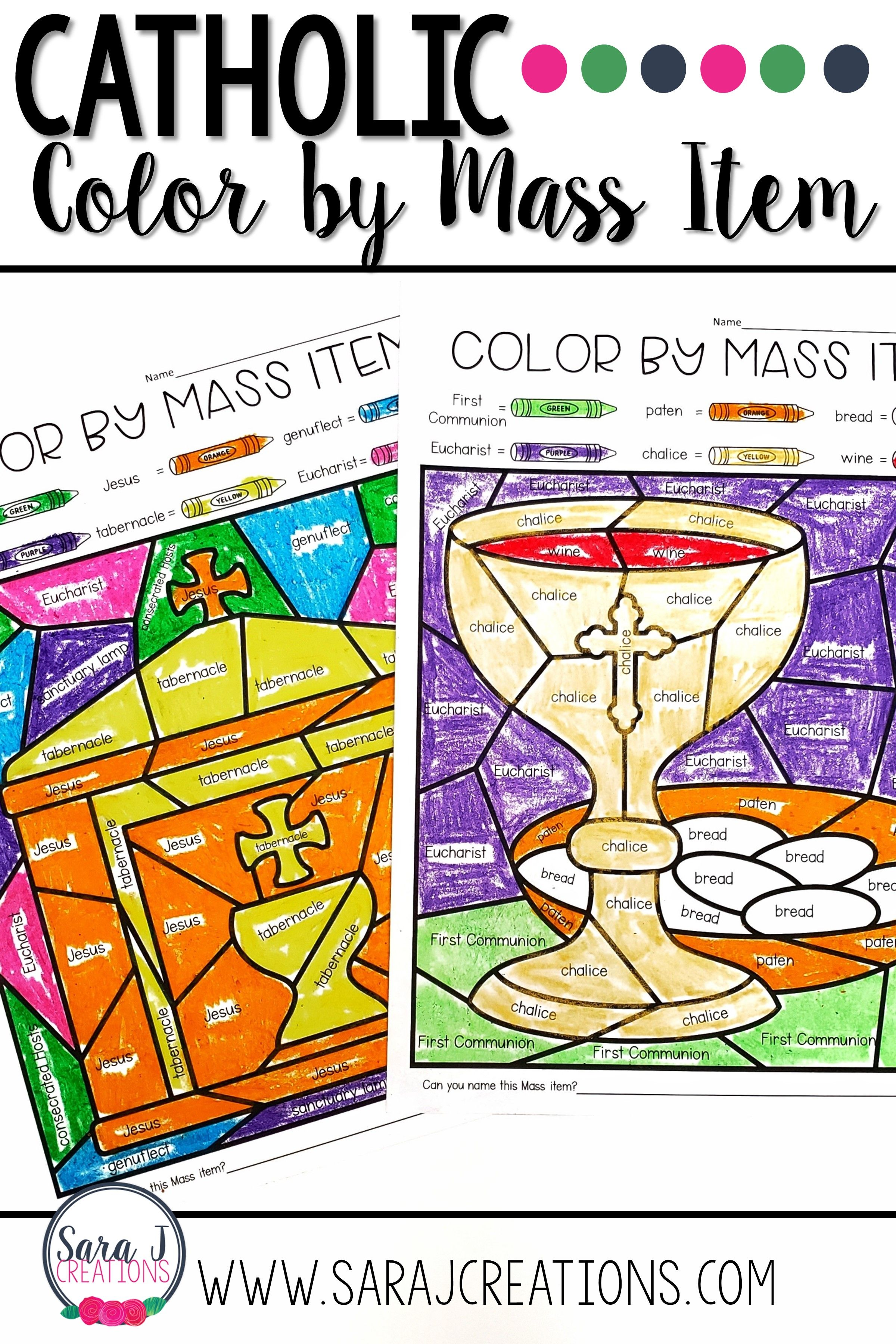 9 Church Coloring Pages: Roman Catholic Churches, Cathedrals, Missions | 3600x2400