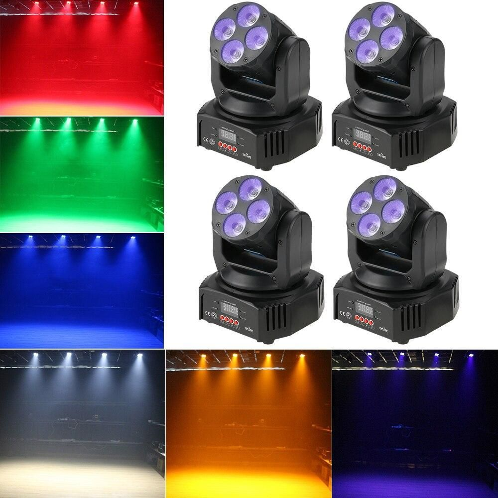 LED water ripple projector professional 60w 16/18 channels rgbw dmx512 stage light for party holiday club dj disco lights #waterripples
