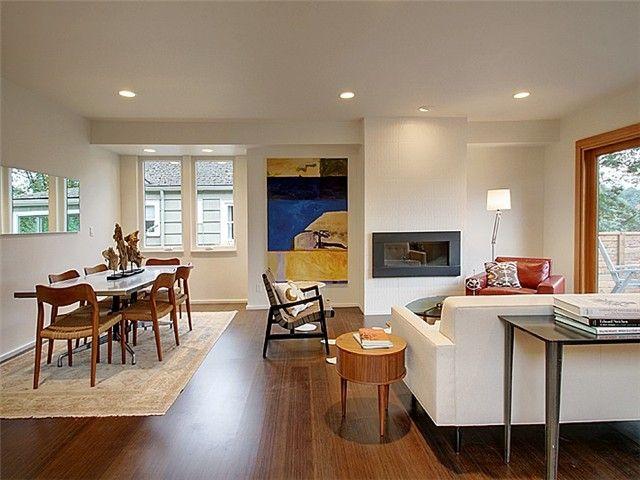 Model home furniture seattle