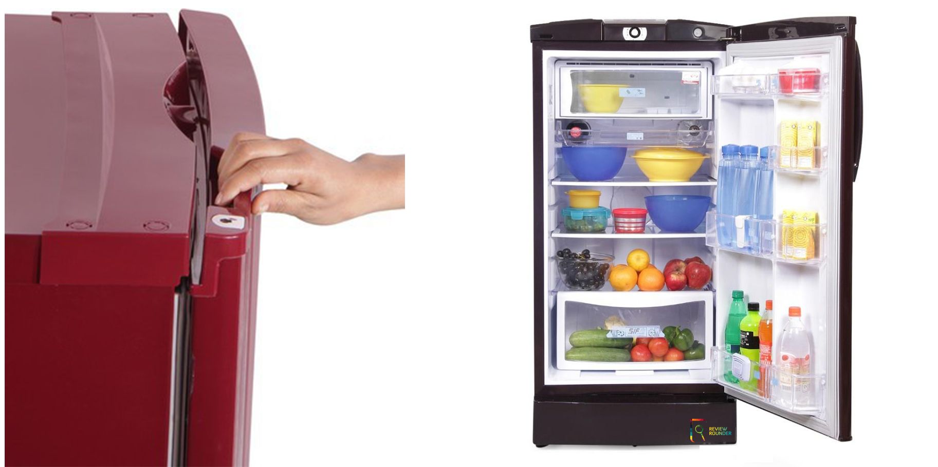 Godrej RD EDGE 185 CHTM 4.2 Direct Cool Single Door Refrigerator is a stunning beauty.