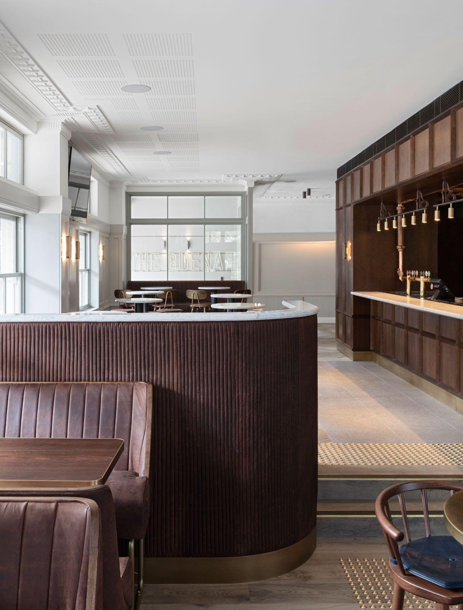 Buena Vista Hotel In Mosman Australia By Sjb Yellowtrace