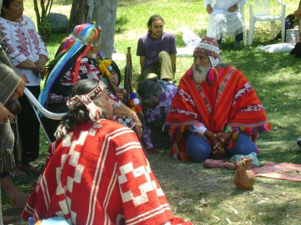 Oración a la Pachamama