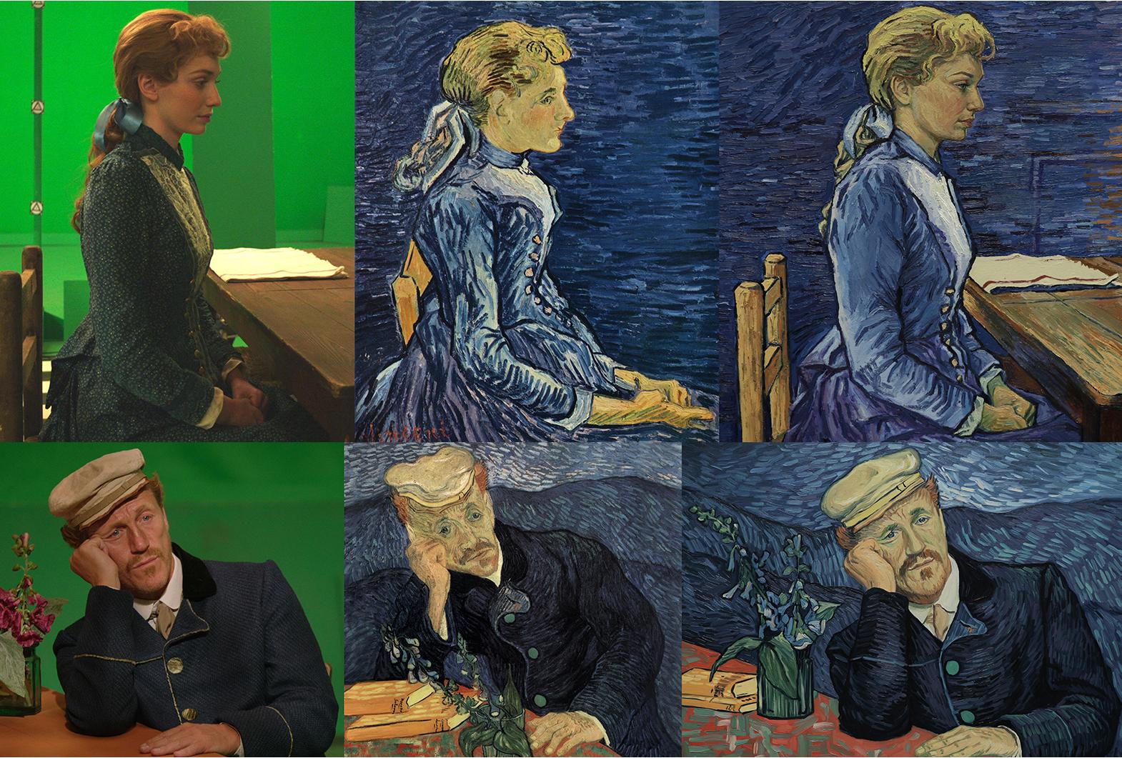 Loving-Vincent.png (1570×1061) | Artistas, Van gogh, Desenhos