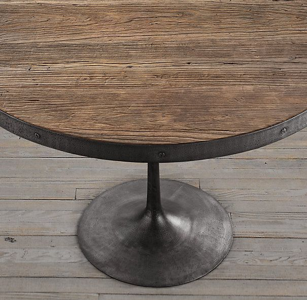 60 inch round table from restoration hardware. | Wish List ...