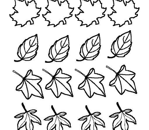 Recursos para el aula: Fichas para colorear de… | las estaciones del ...