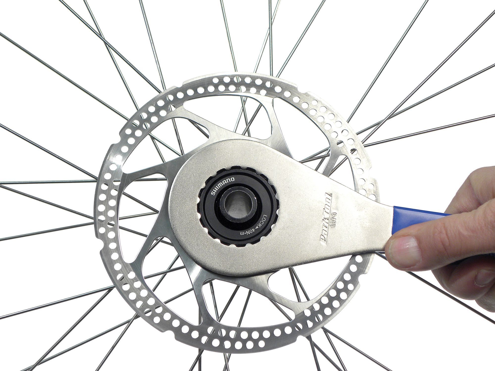 How To Install Disc Brake Rotor Bike Repair Bicycle Safety