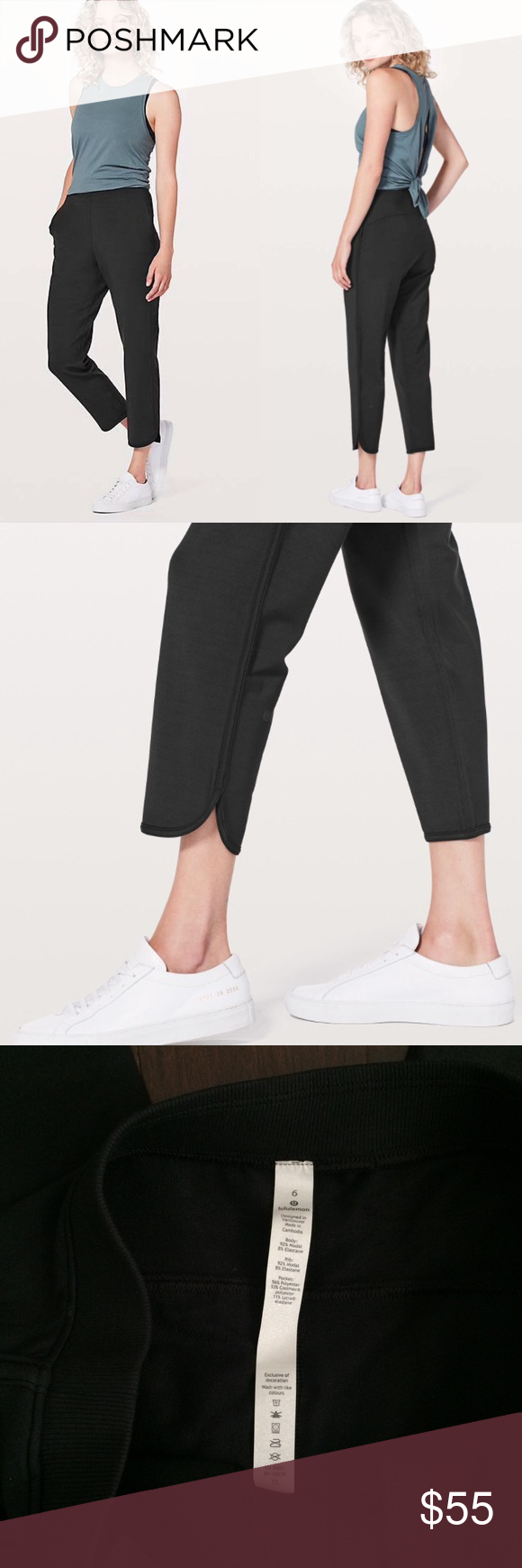 20b16fdcf Lululemon Every Moment Pants Size 6 Brand new with tags! lululemon  athletica Pants