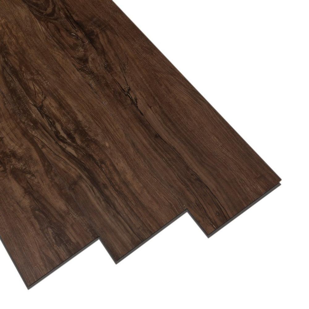 Casa Moderna Smoked Walnut Hand Scraped Luxury Vinyl Plank Floor Decor In 2020 Luxury Vinyl Luxury Vinyl Plank Vinyl Plank
