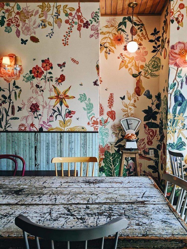 Most Beautiful Living Room Furniture: 2018's Most Beautiful Restaurants