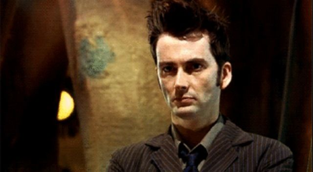 Hello. I'm the Doctor. I'm 904 years old, I'm a time lord and I'm from the planet Gallifrey. Any questions?