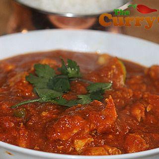 Chicken madras recipe from scratch