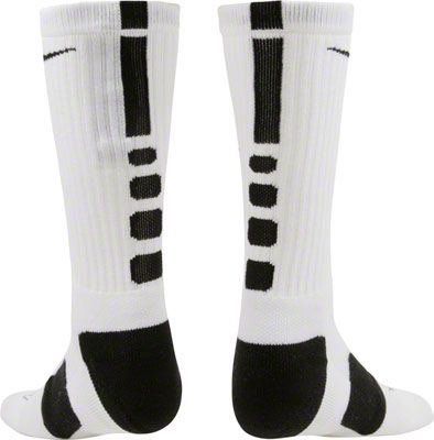 Réduction grande remise tumblr Nike Chaussettes Élite 2.0 Noir Et Blanc designer phGn8tlB