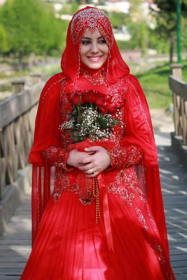 Turkish Brides ☪ This is really beautiful! | Things to Wear ...