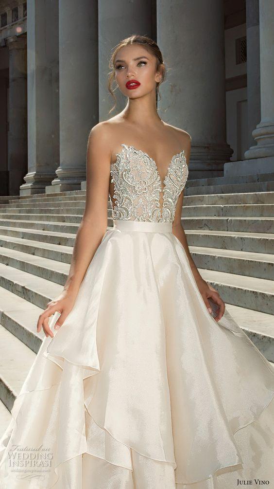 c3517e35d87 Top 100 Wedding Dresses 2019 from TOP Designers