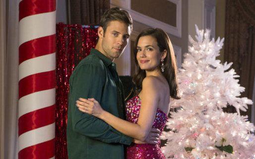 photos best christmas party ever hallmark channel flicks - Best Christmas Party Ever