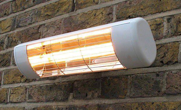 1.5kw Weather Resistant Halogen Heater