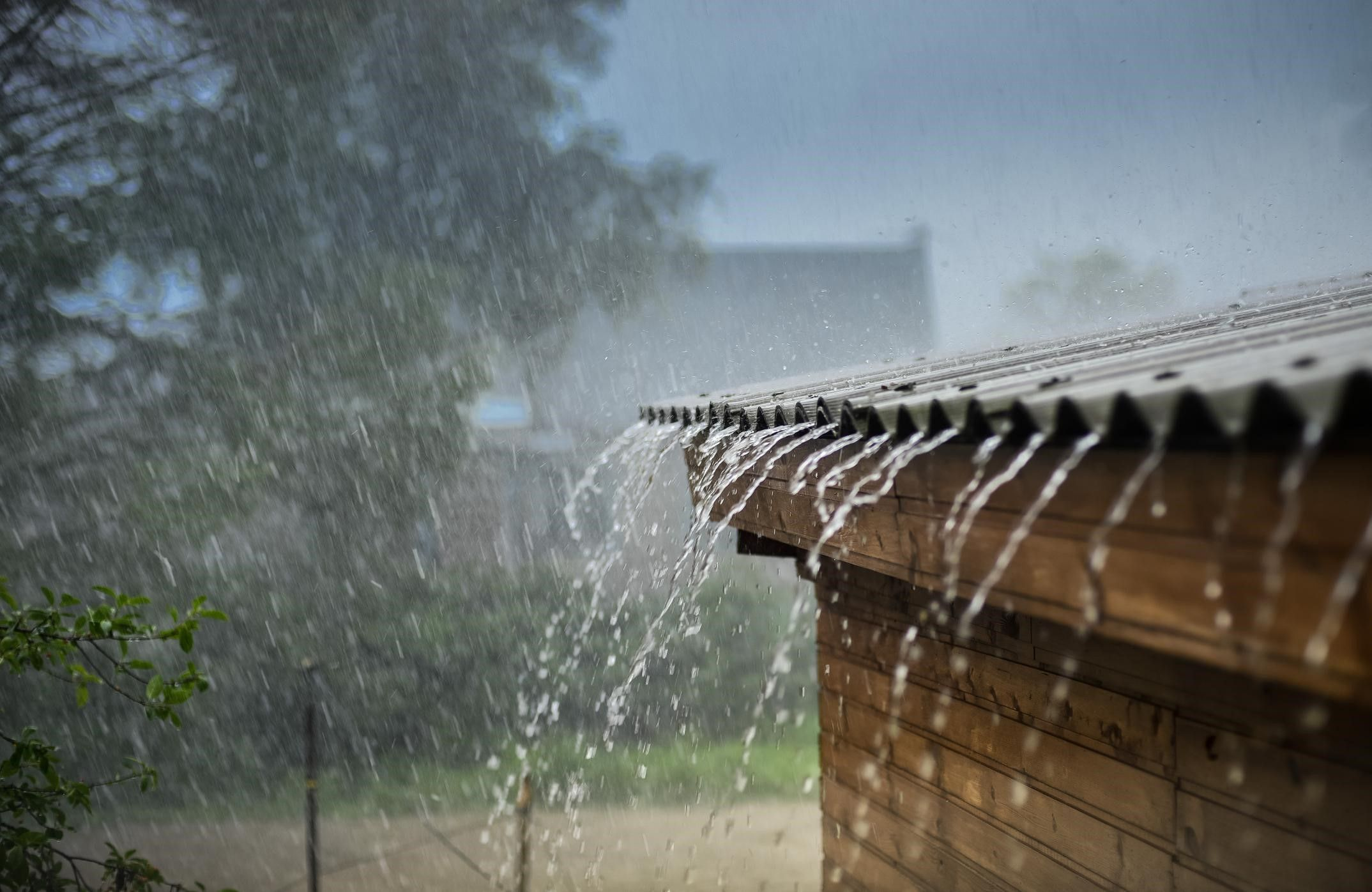 How To Safeguard Your Roof From Hazardous Weather Roof Repair Leaky Roof Weatherproofing House