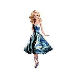 Museum Collection Vincent Van Gogh Barbie Doll