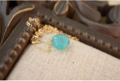 Blue Bliss Necklace