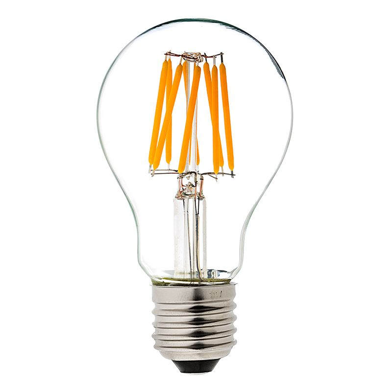 12v Low Wattage A19 Filament Led Light Bulb 40w Equivalent 490 Lumens Filament Bulb Vintage Light Bulbs Light Bulb