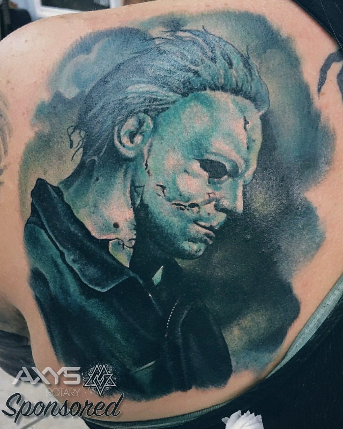 Rob zombie Halloween tattoo, michael Myers, rob zombie, Michael ...