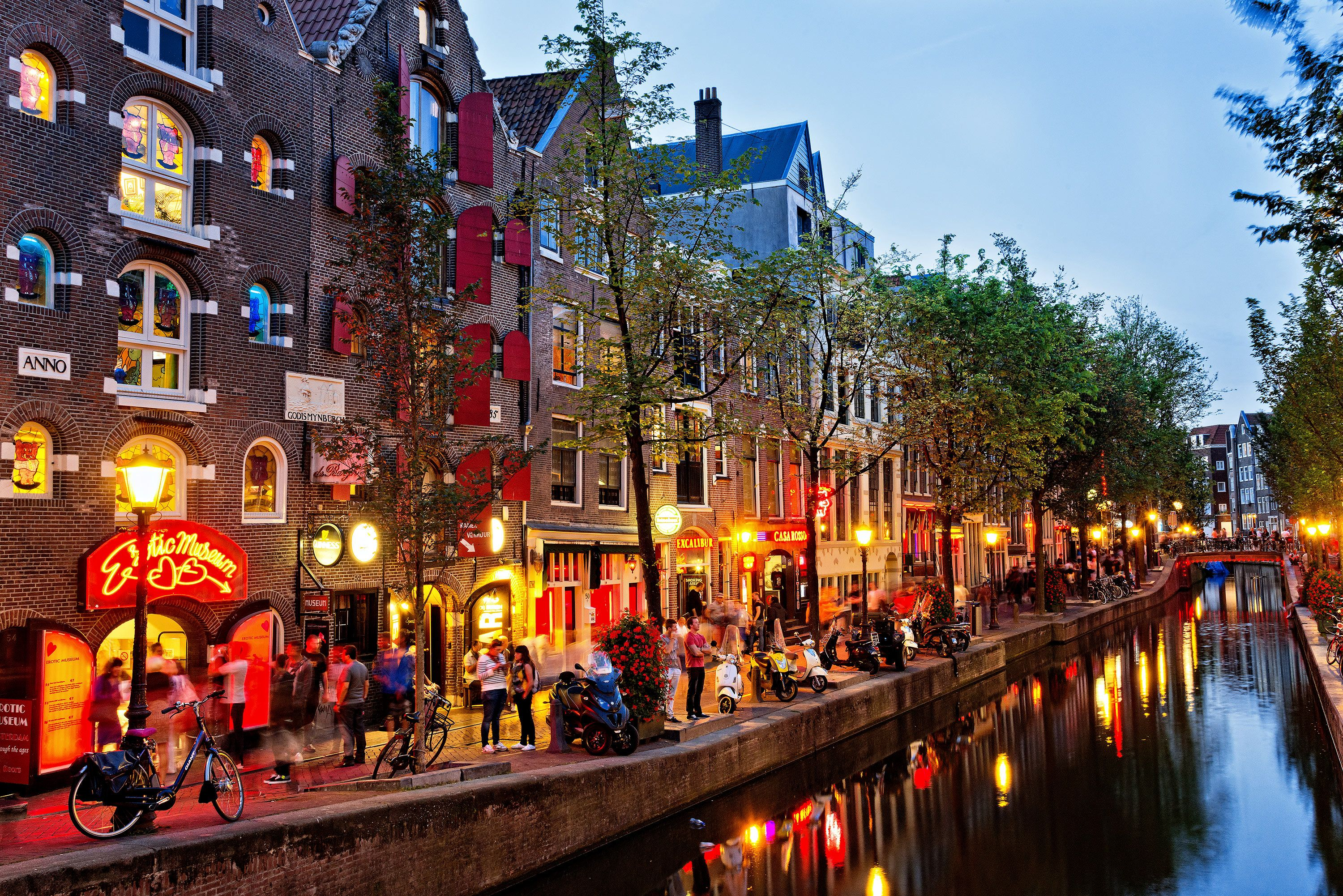 Has surprised erotic destinations in amsterdam join