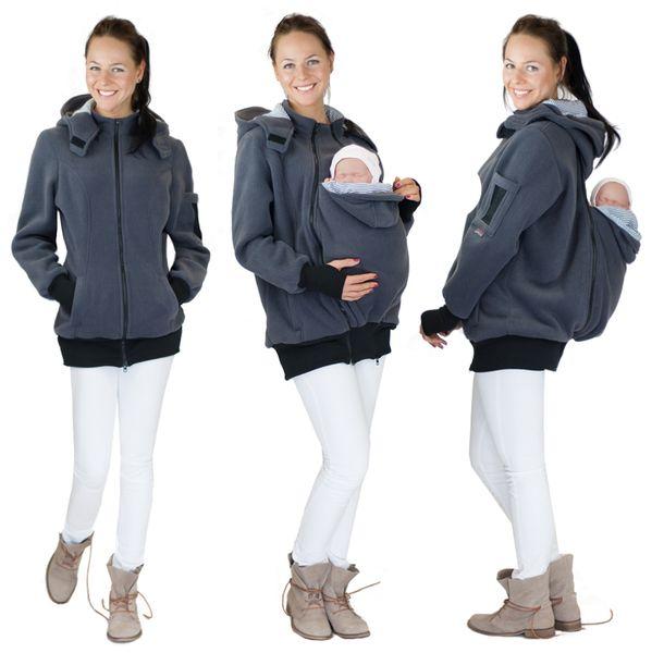 0dddd88c67502 4in1 Baby carrier sweater - 4in1 Kangaroo hoodie de GoFuture sur DaWanda.com