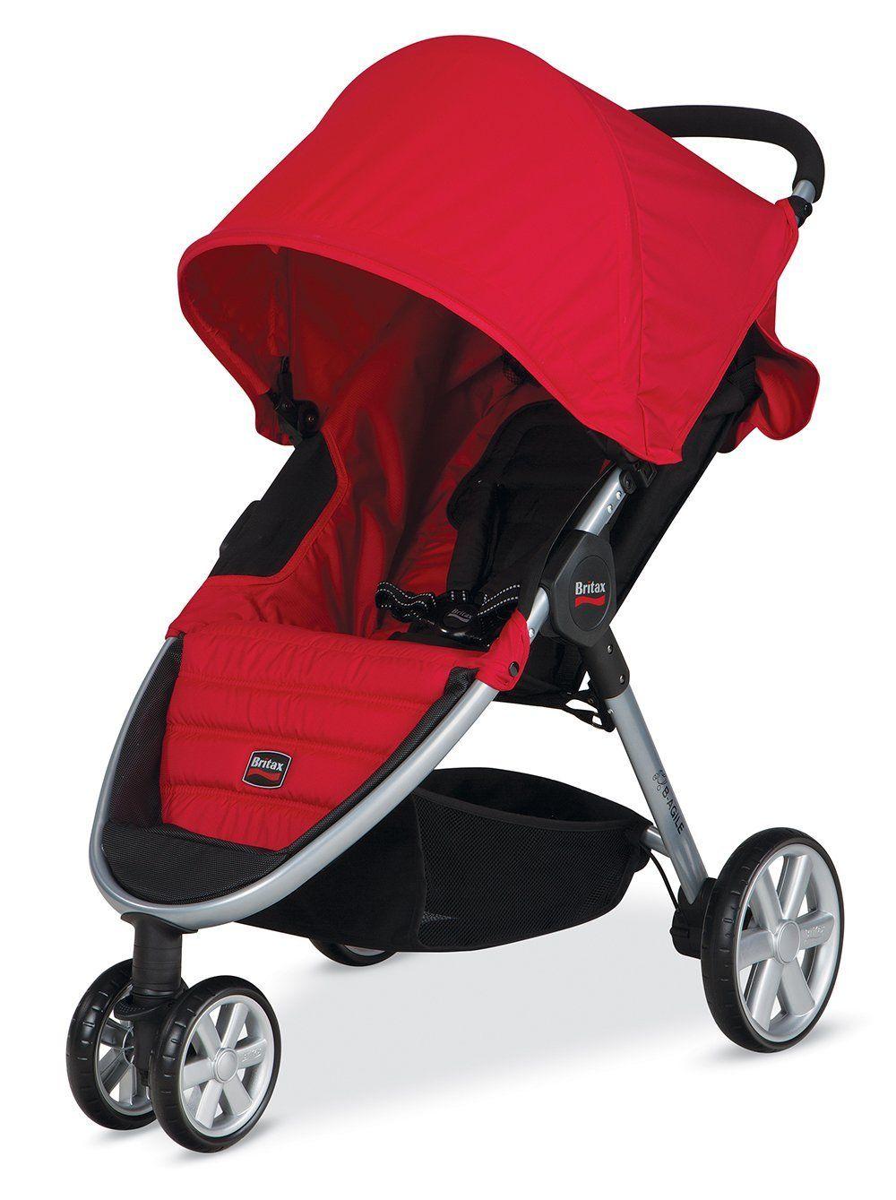37+ Britax b agile stroller double information