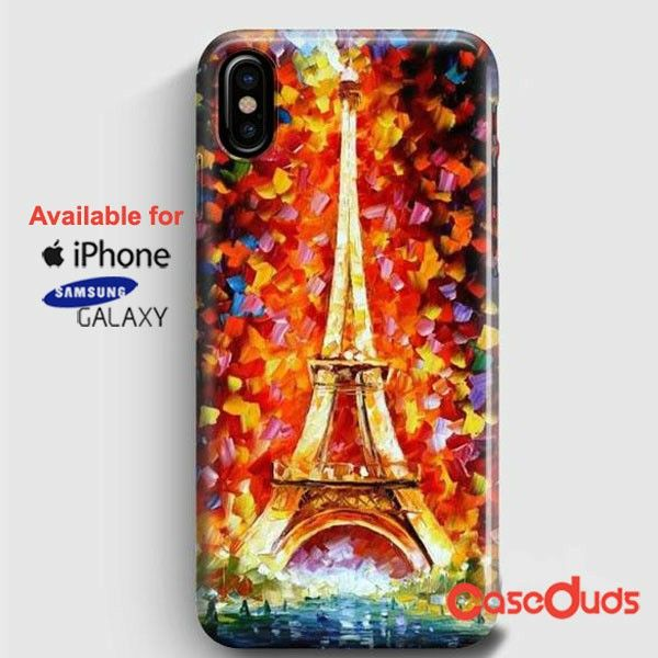 Vintage Eiffel Paris iPhone X Cases, iPhone Case, Samsung Galaxy Case 347 - Awesome Products Design Caseduds