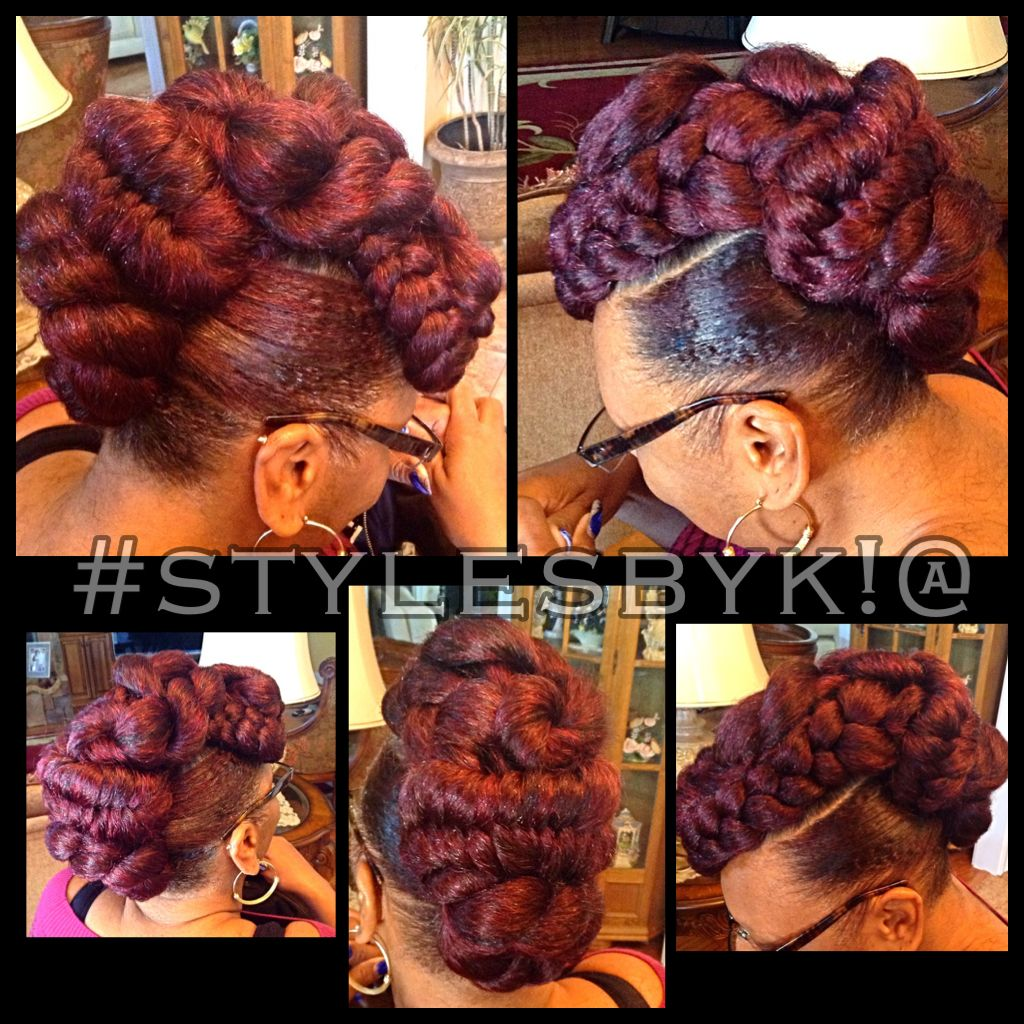 Pin On Braided Updos