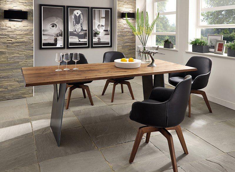 Esstische Aus Massivholz Esstisch Stuhle Wohn Mobel Wohn Design