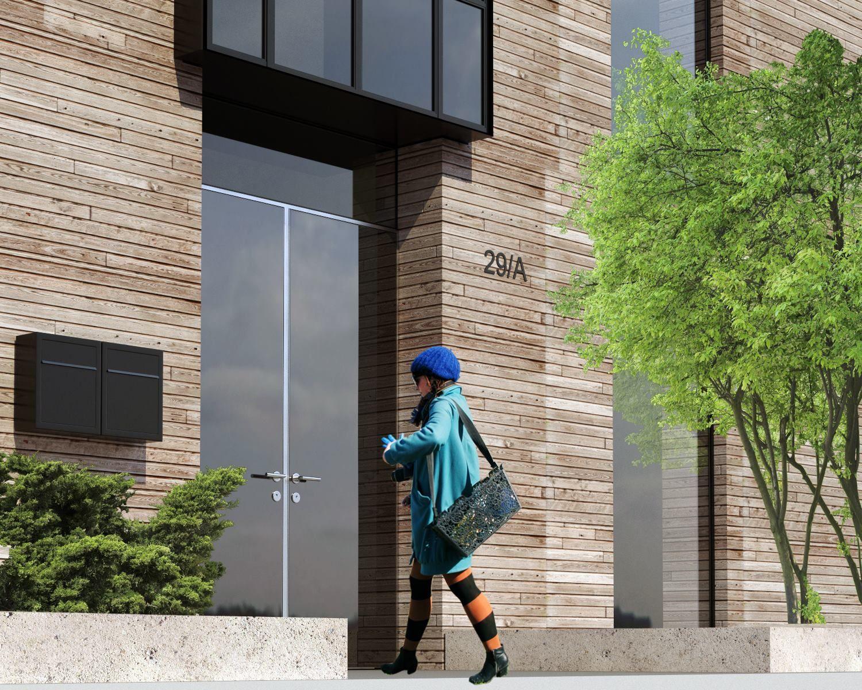 Briefkasten Modern Design Wohn Design