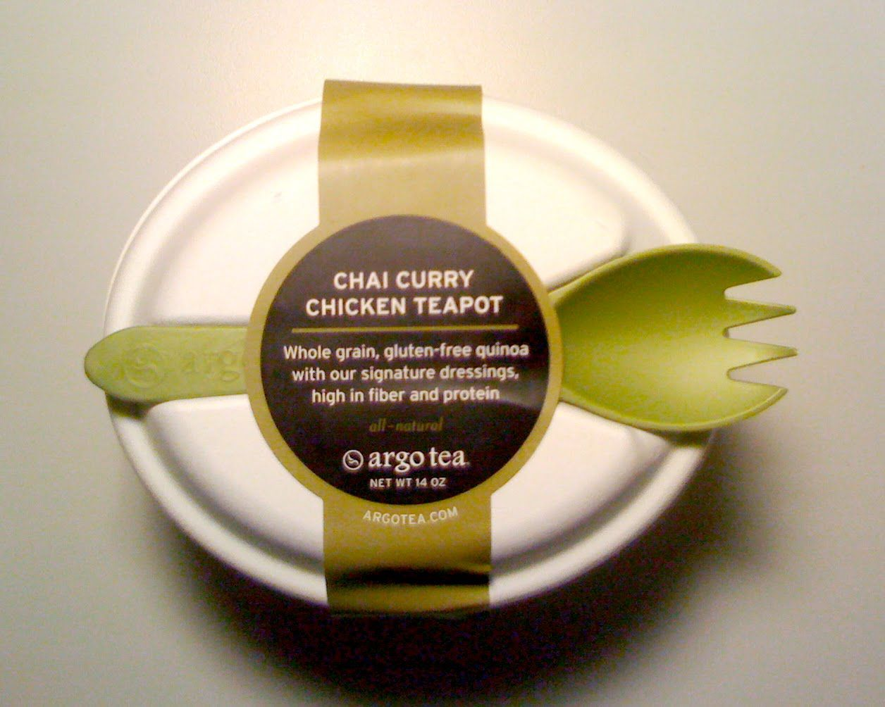 argo tea 39 s chai curry chicken teapot is the perfect meal. Black Bedroom Furniture Sets. Home Design Ideas