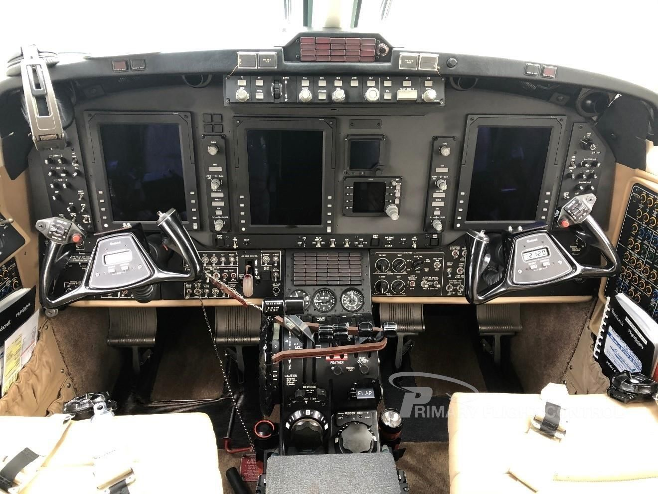 Airplane For Sale 2009 Beechcraft King Air 350 in 2020