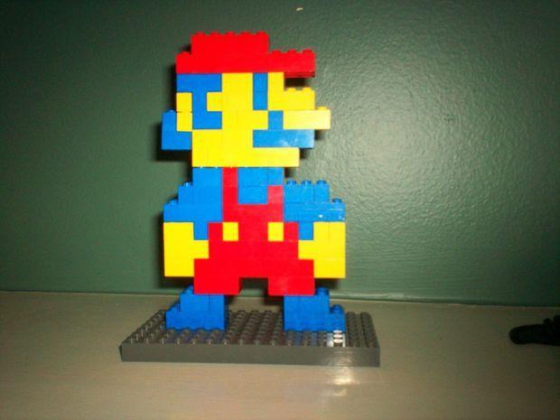 Picture of Lego Mario