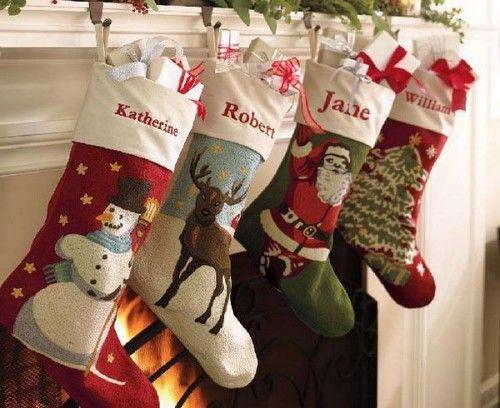 Stockings Christmas Pinterest Christmas stocking, Stockings