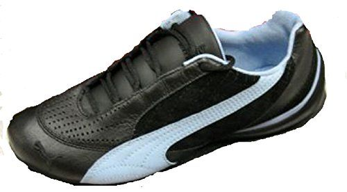 info for 59ce5 32dc1 Puma Womens Wheelspin Shoes BlackBlue Size 85     Learn more by visiting  the image link.