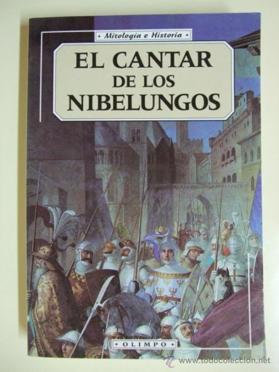 El Cantar De Los Nibelungos Mitologia Germanica Olimpo Mitologia E Historia 1997 Nibelungos Mitología Taller De Lectura