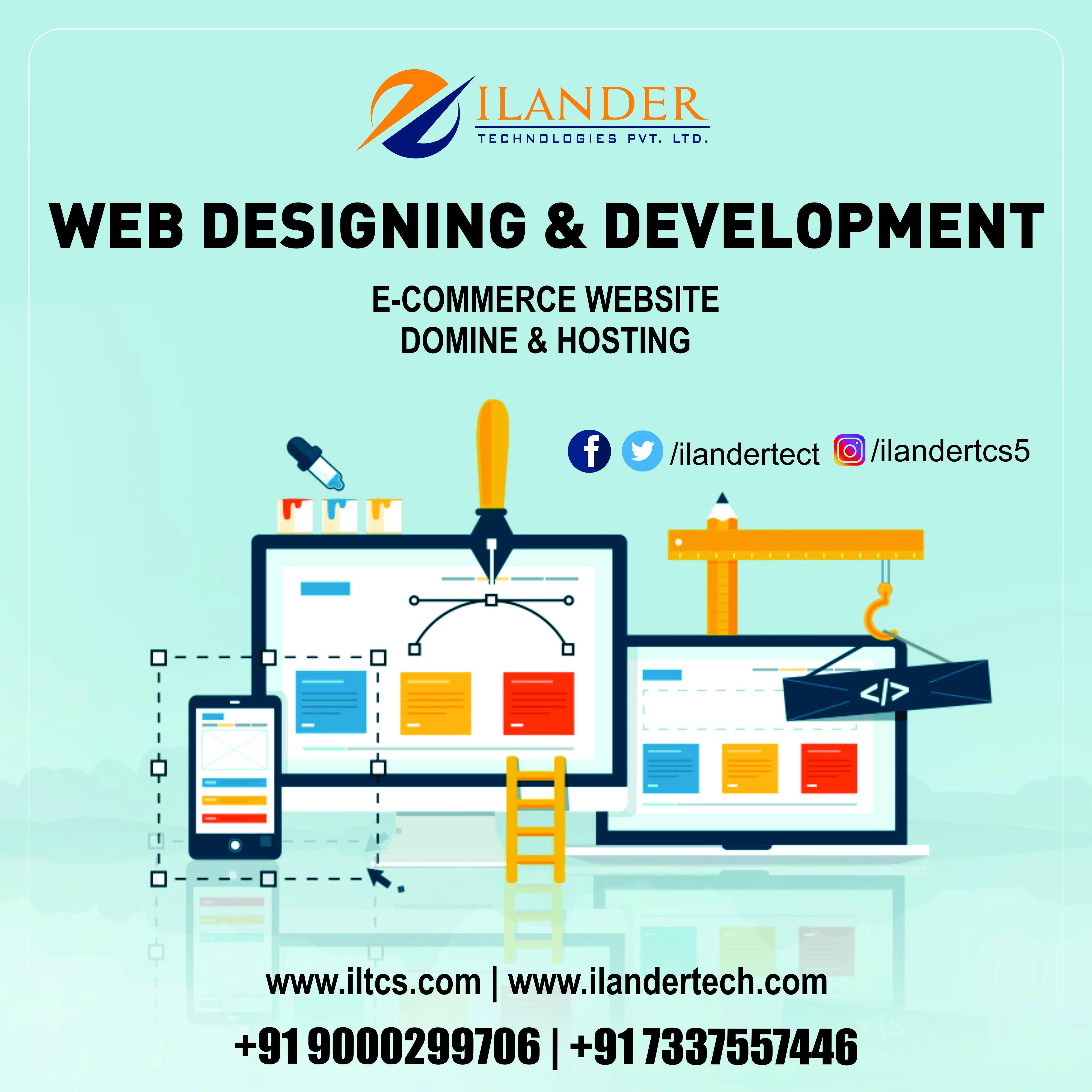 Web Designing Development Web Design Siteground Hosting Website Development