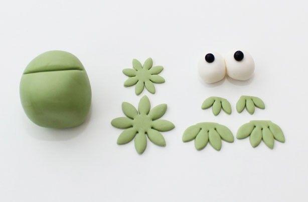 Frog cupcakes - goodtoknow