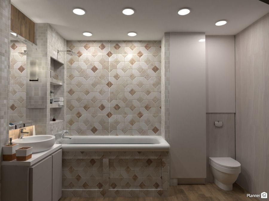 Bathroom interior, PLANNER 5D | Bathroom interior ...