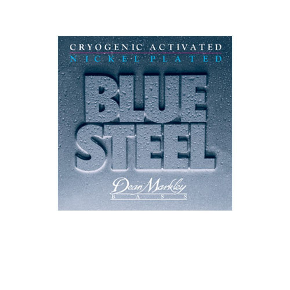 Dean Markley 2674A Blue Steel Nickel Plated Bass Strings - Medium Light
