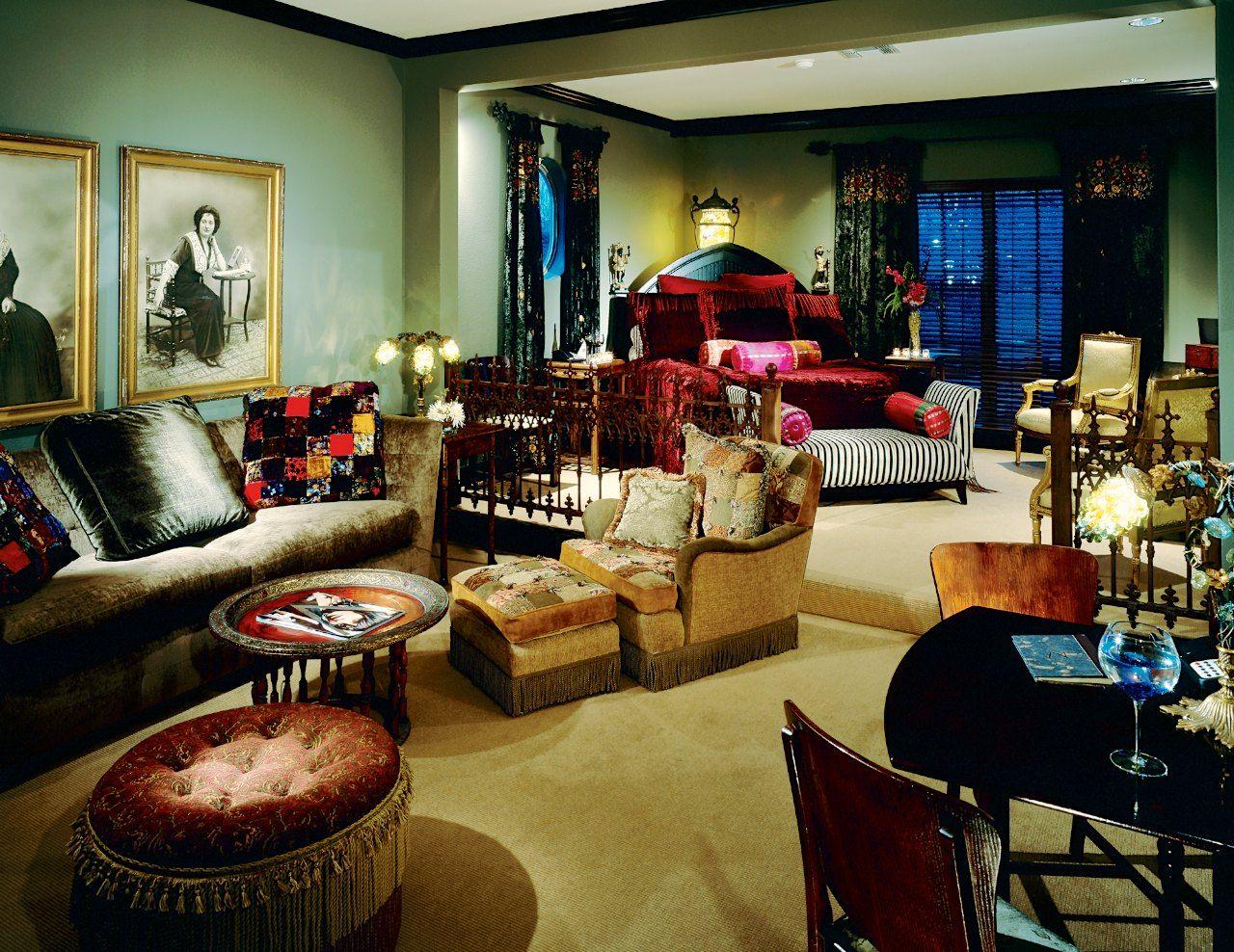Hotel Zaza Dallas Concept Suite Bohemian Dallas Hotels Hotel