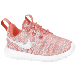 purchase cheap 4b8f2 59a89 Nike Roshe Run - Girls  Toddler - Bright Mango White