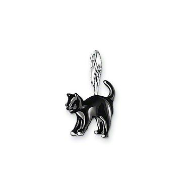 European style fashion Sliver Plated Mini cute black cat pendant charm (1.4x1.2cm) fit charm bracelet for women TS CH0079-in Charms from Jewelry & Accessories on Aliexpress.com | Alibaba Group