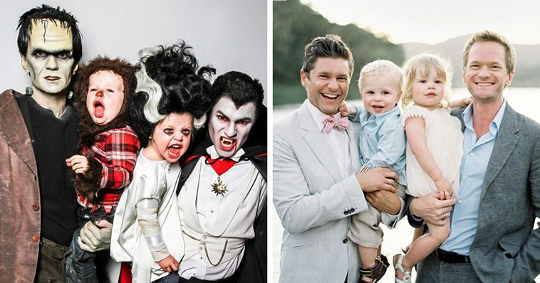 Neil Patrick Harris And His Family Won Halloween 7 Years