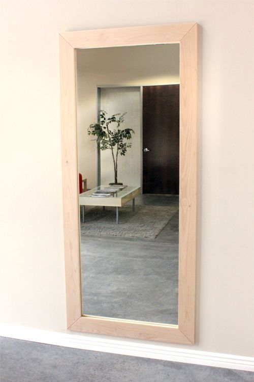 A Mirror Style Secret Door From The Hidden Door Store Is A